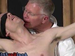 Deep throat gay movieture Sean McKenzie is corded up and at the grace of