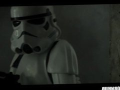 The Force Awakens on Men.com on Dec 25th