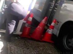 Big Butt Bus Driver - 33