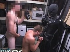 Boy first time gay blowjob free movie Dungeon tormentor with a gimp