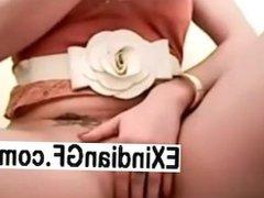 Big tit Indian have fun on webcam