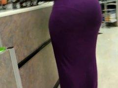 Candid dress ass