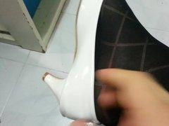 High Heels Changing 3