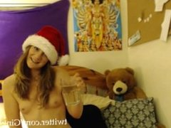 GingerSpyce Teen Super Squirts Pt 2