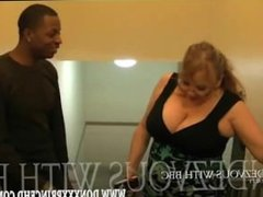 Chubby interracial Milf Compilation