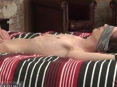 Gay clip of Slippery Cum Gushing Elijah