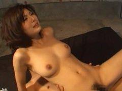 ( HNTIMES.COM ) Azumi Harusaki babe milf hardcore bondage action part 1