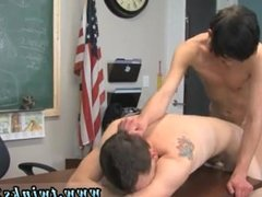Sexy gay asian men Today Aidan is a top and he's going to give his new