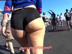 phat asses in public places voyeur pawg whooty