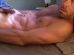 jerking in bed