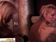 Classy Female Slave Dominated By A Mature Woman