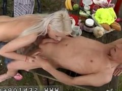 Teen guy girl blowjob free videos scandal She is a real ash-blonde