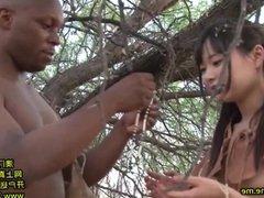 「野性の王国」VOL.3 アフリカ最古の原住民と生でヤる なつめ愛莉