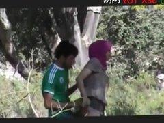 Prova and Her Boyfriend Hard Sex Outdoor
