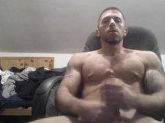 jerkin watching porn