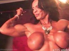 Rhonda Lee Quaresma Nude Muscle