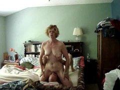 Husband-wife true sex