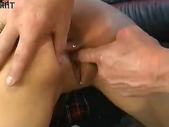 Cytherea fucked in the pussy and ass