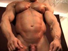 Bruce Patterson king of bodybuilder