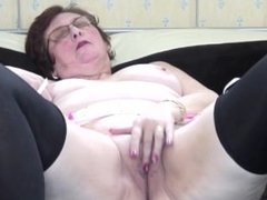 Grandmother with very hungry vagina From LOOK4MILF.COM