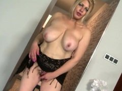 Sexy mature mother with saggy tits From SEXDATEMILF.COM and thirsty pussy