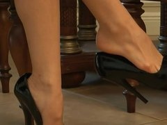 Sexy Foot Tease