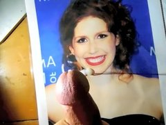 Vanessa Bayer Cum Tributes #4 and #5 (Ruined Orgasms)