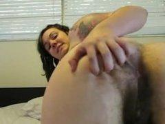 Hairy Ass JOI Lucy Skye