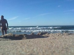 Paja en la Playa (teasing at the beach)