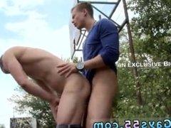 Fat gay anal porn Men Enjoying Anal Sex In Public!