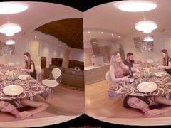 The Lunch - VirtualRealPorn VR Porn Movie Trailer