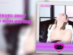 Vanessa VS Clover Orgasm Championship