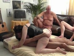 Bigcock bullriding and facesucking with horny dutch milf From SEXDATEMILF