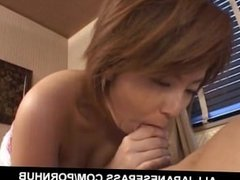 amateur sex video with horny office babe Rio Kurusu
