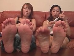 Two Asian Feet 002