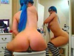 Sex Emo Girl Dildo Ride:madisoncamgirls.blogspot.com/