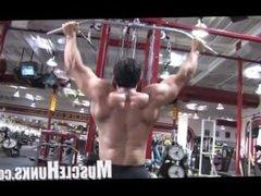 Colombian Bodybuilder Marco Cardona 3