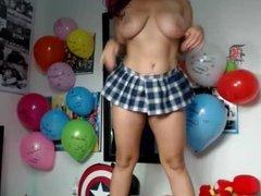 big boobs webcam gift