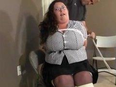 Joy Teacher Wants To Be Tied