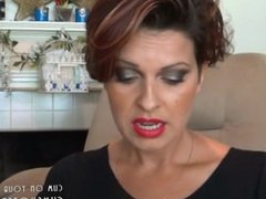Humiliation From Brunette Mistress POV
