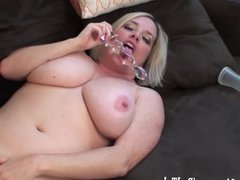 Blonde Maggie Green is Horny For You!