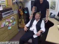 Men having gay sex in pawn shop Groom To Be, Gets Anal Banged!