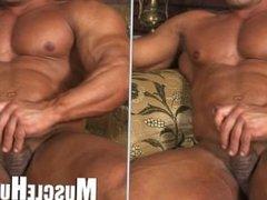 Cuban Bodybuilder Alexey Gonzales 2