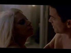Lady Gaga and Maliabeth Johnson in sex scenes