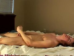 Young sexy straight boy gets jerk off by gay boy Ayden's Audition
