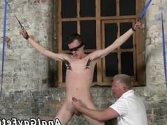 Extreme gay porn hairy muscle piss fist piss sex With his tender