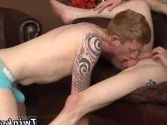 Hardcore gay Cock Hungry Levi Gobbles