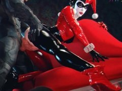 Batman HMV (Harley Quinn, Catwoman, Poison Ivy)