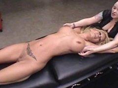 Brea's Brutal Orgasmic Tickle Torture