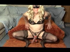 Brutal Cock and Ball Whipping CBT for Mistress